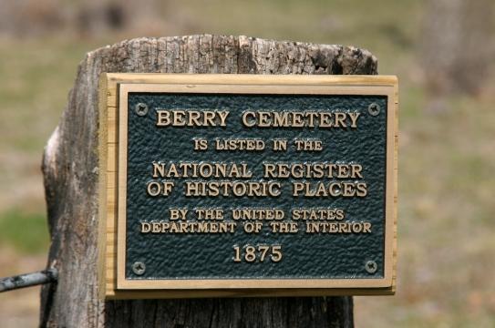 CemeteryPlaque